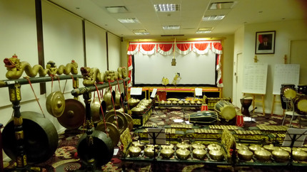 Gamelan, la orquesta tradicional de Indonesia