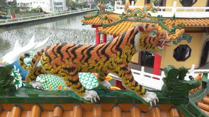 El Tigre en la Cultura China