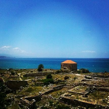 Biblos, uno de los puertos más antiguos del Mundo