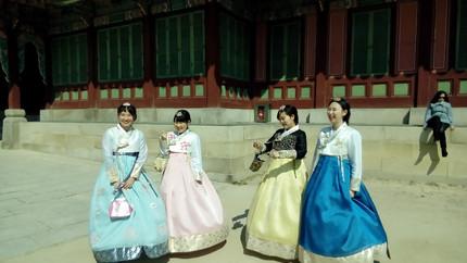Hanbok 한복, el traje tradicional coreano