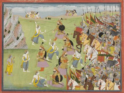 Mahabharata, la obra épica más famosa de la India