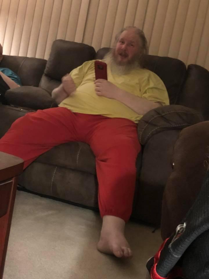 Big Booty Daddy