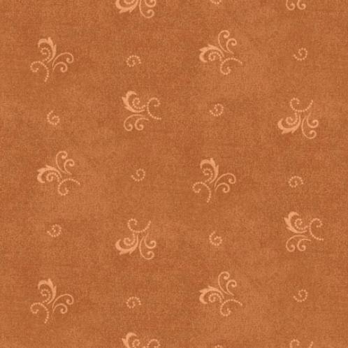 Heritage Woolies - Little Fancy - Orange