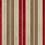 Thumbnail: Heritage Woolies - Awning Stripe - Red/Brown