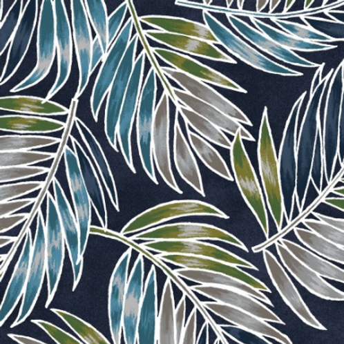 Turtle Bay - Tossed Palm Leaves