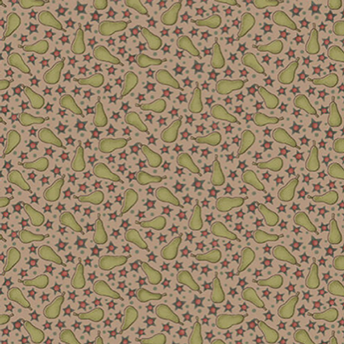 On the 12th Day - Pears - Taupe