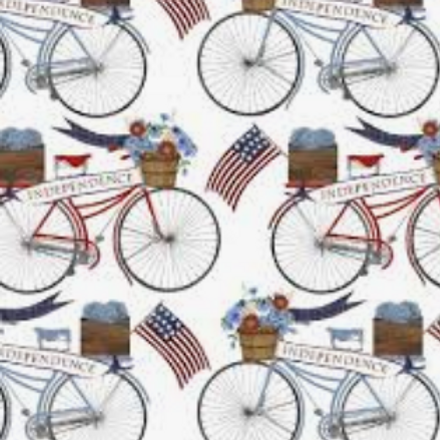 American Spirit - Bicycle Parade
