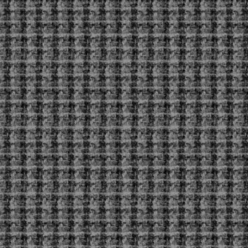 Woolies Flannel - Dark Grey - Double Weave