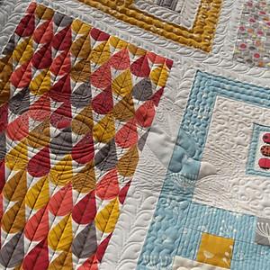 A Quilt for Grandma Pederson