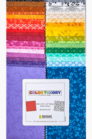 Color Theory - Strip Set