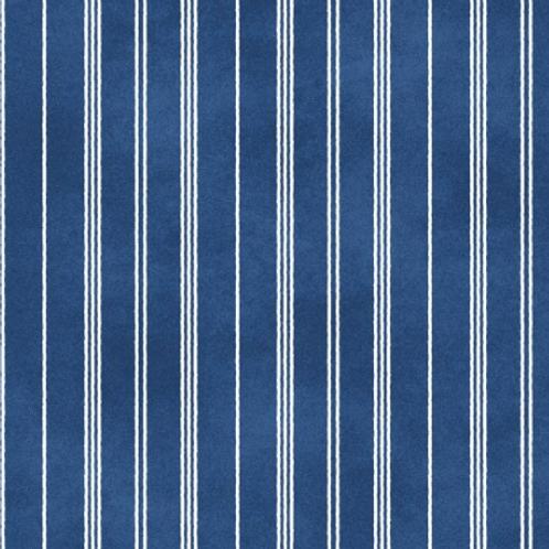 Turtle Bay - Stripe (Navy)