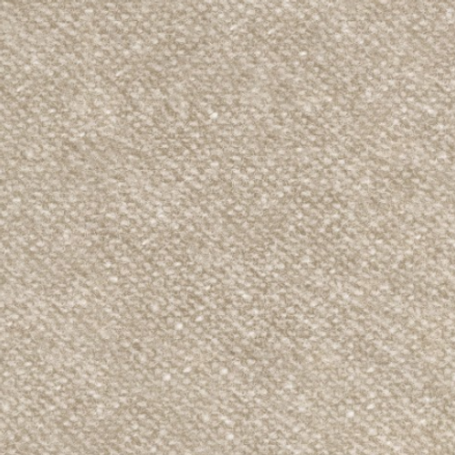 Woolies Flannel - Cream - Boucle