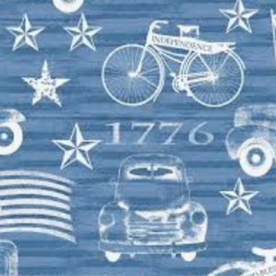 American Spirit - Blue Transportation