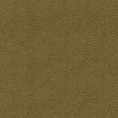 Woolies Flannel - Light Brown - Herringbone