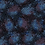 Thumbnail: Feline Frolic - Blue Metallic Squares