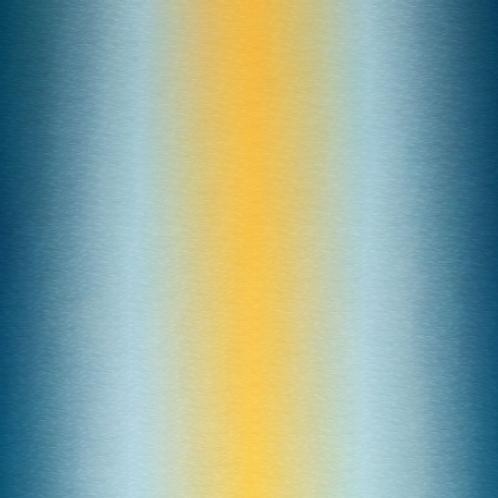 Moongate - Horizon Ombre - Navy/Yellow