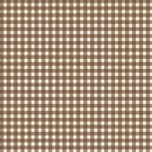 Beautiful Basics - Checks - Brown