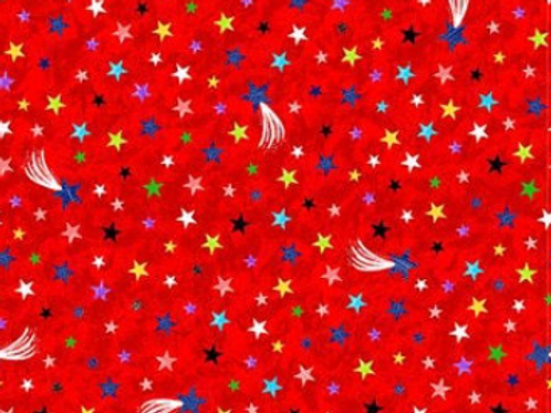 Lost in Space - Multi Stars (Red)
