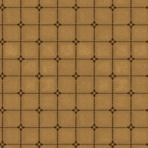 Heritage Woolies - Shirting Plaid - Brown