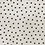 Thumbnail: Woolies Flannel - White - Dots