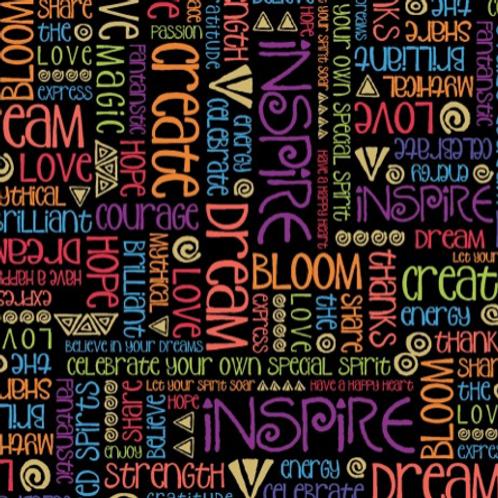Celestial Magic - Words