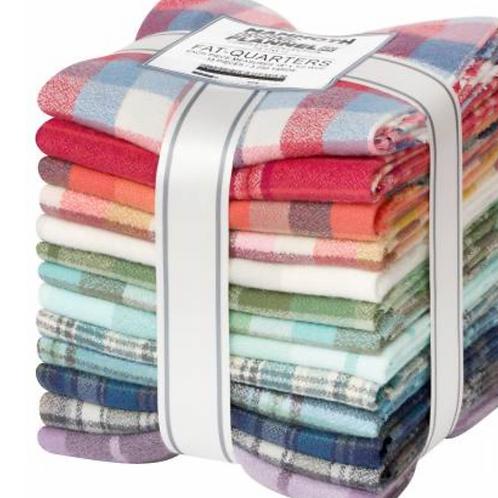 Fat Quarter Bundle - Flannel