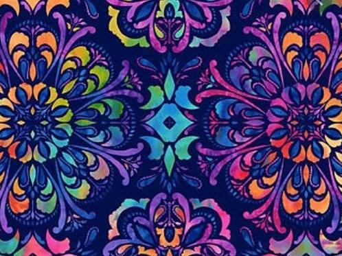 Butterfly Paradise - Dark Blue