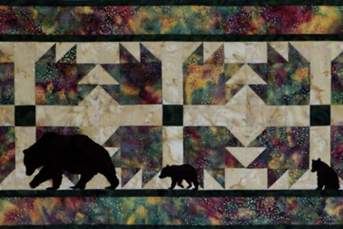 Bear Paws Laser Pre-Cut Kit