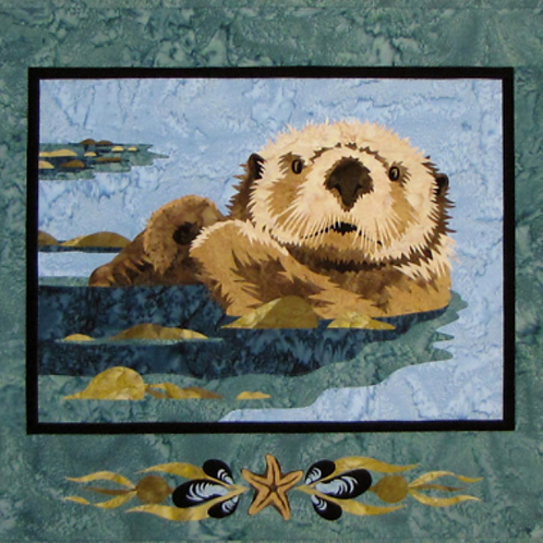 Sea Otter Laser Cut Kit