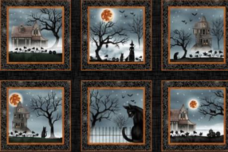 Harvest Moon - Panel Squares