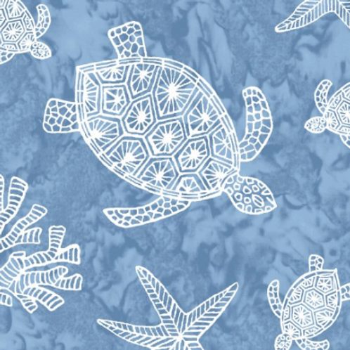 Turtle Bay - Turtles