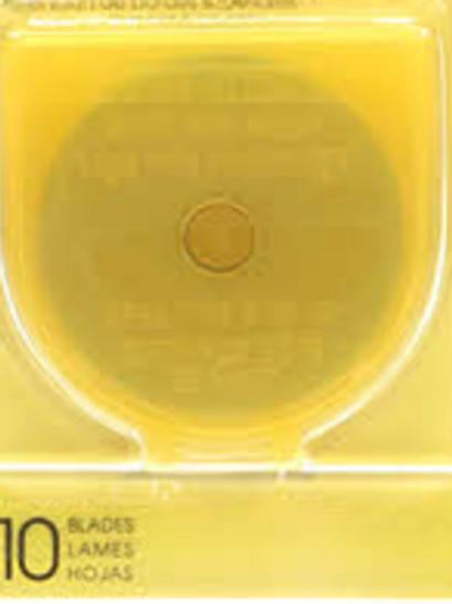 Ofla 45mm rotary blade - 10ct