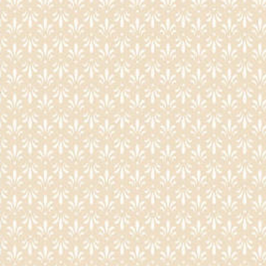 Sensibilities - Fleur De Lis - Cream