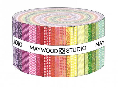 Color Therapy Batiks - Strip Set