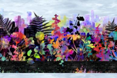 Urban Jungle - Border
