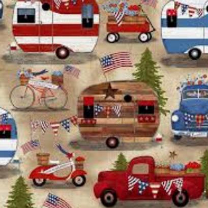 American Spirit - Vintage Camping