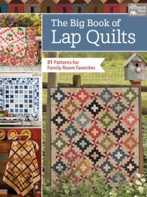 Big Book of Lap Quilts