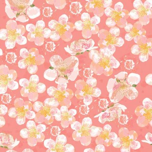 Believe - Pink Floral