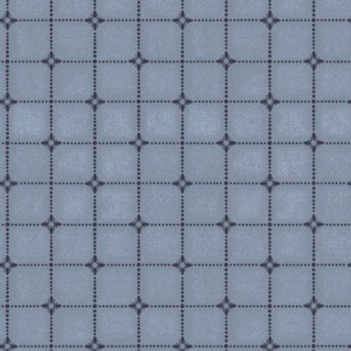 Heritage Woolies - Shirting Plaid - Blue