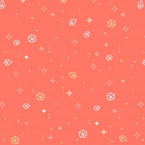 Moongate - Asteroids - Orange