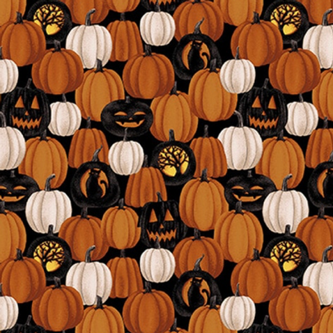 Harvest Moon - Pumpkins