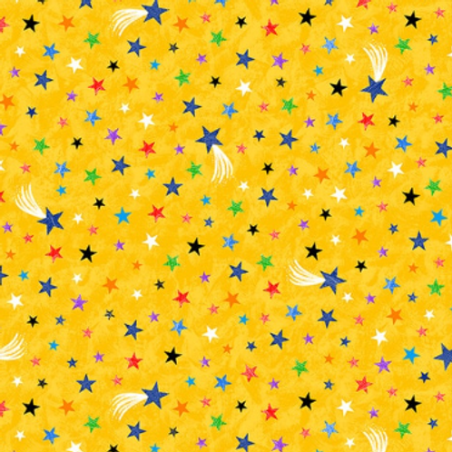 Lost in Space - Multi Stars (Yellow)