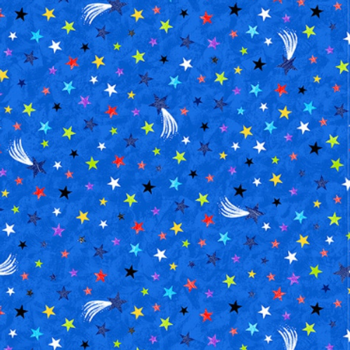 Lost in Space - Multi Stars (Blue)