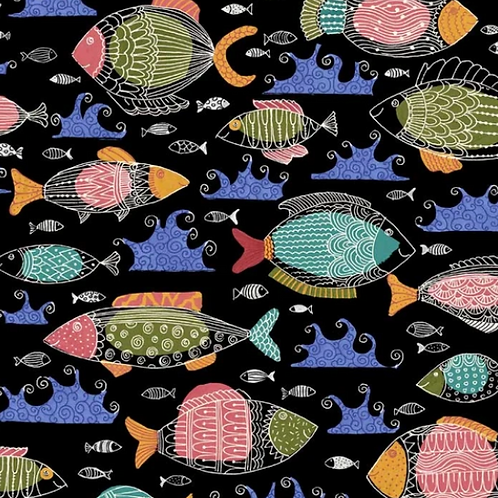Fish Fest - Large Swimmers