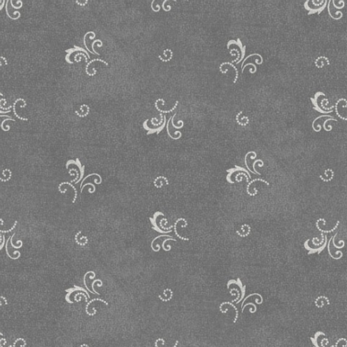 Heritage Woolies - Little Fancy - Dark Grey