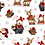 Thumbnail: Timber Gnomies - Tossed Characters White