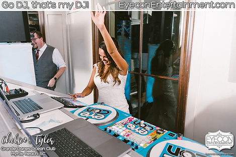 Eyecon Entertainment Dancing on a Cloud Grande Dunes Ocean Club Myrtle Beach SC