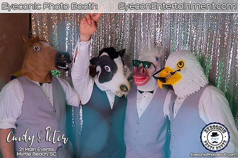 Eyeconic Photo Booth 21 Main Events Myrtle Beach SC