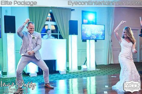 Eyecon Entertainment Dancing on a Cloud 21 Main Events Myrtle Beach SC