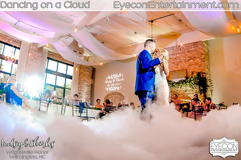 Eyecon Entertainment Dancing on a Cloud Wrightsville Manor Wilmington NC